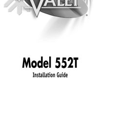 valet wiring diagram wiring diagram article review valet car alarm wiring diagram model 552t installation guide [ 960 x 1446 Pixel ]