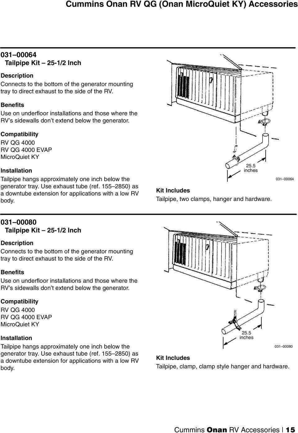medium resolution of  onan rv generator accessories pdf on onan emerald 4000 wiring diagram onan rv generator wiring