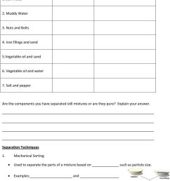 Grade 7 Science Unit 3: Mixtures and Solutions - PDF Free Download [ 1261 x 960 Pixel ]