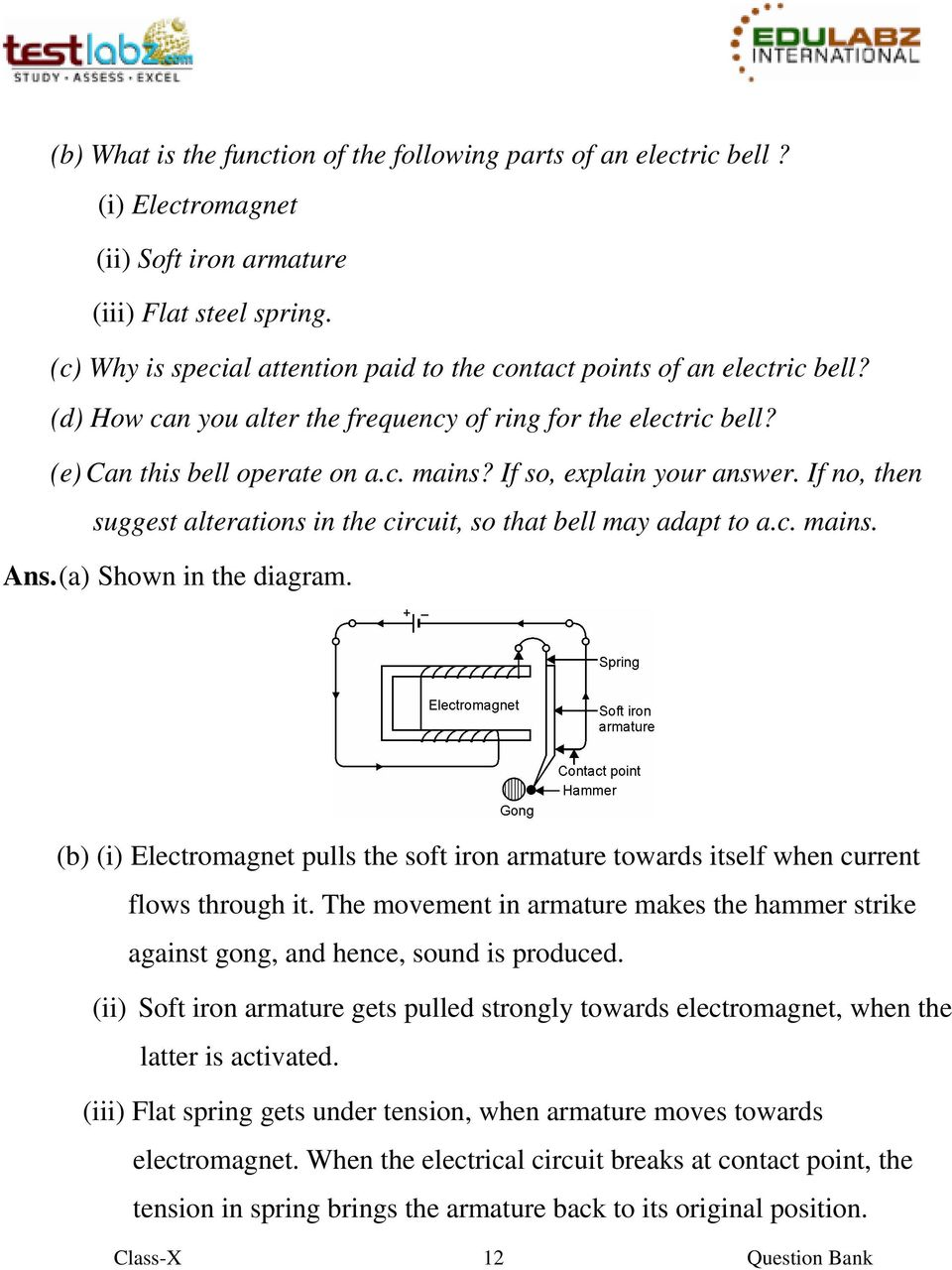 hight resolution of if no then suggest alterations in the circuit