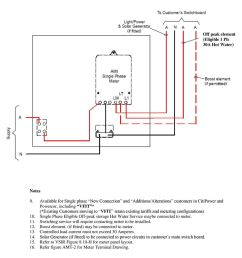 single phase eligible off peak storage hot water service maybe connected 11 meter wiring diagram  [ 960 x 1620 Pixel ]
