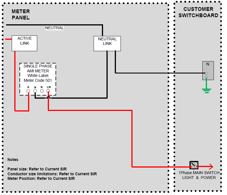 UE Plant Bulletin. UE Meter Wiring Diagrams for New and