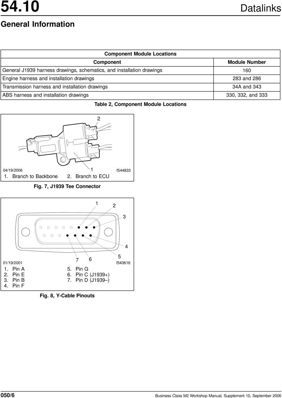 medium resolution of datalinks general information j1939 datalink j1587 datalinkand 333 table 2 component module locations 2 04