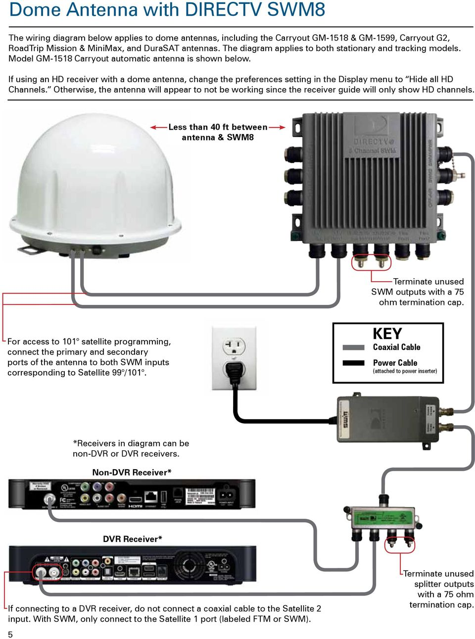directv dvr wiring diagram dometic rv refrigerator direct tv hd antenna discover live and shows medium resolution of source genie install
