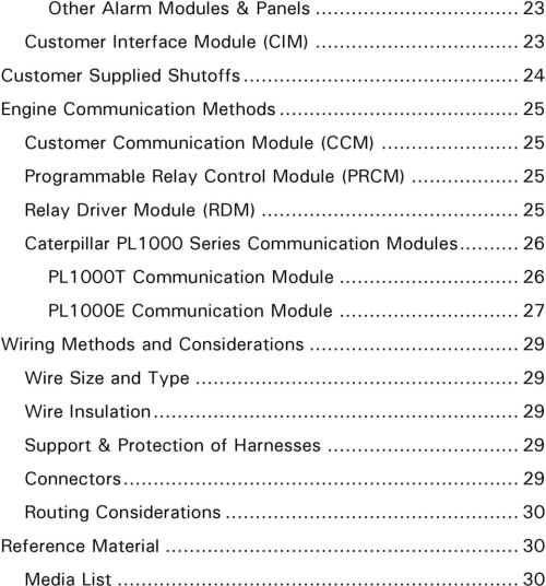 small resolution of 25 caterpillar pl1000 series communication modules 26 pl1000t communication module