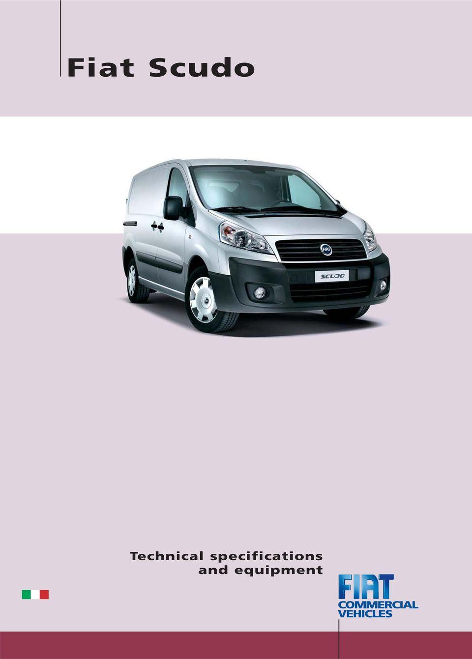 hight resolution of fiat scudo van combi engine 90 multijet no of cylinders arrangement 4