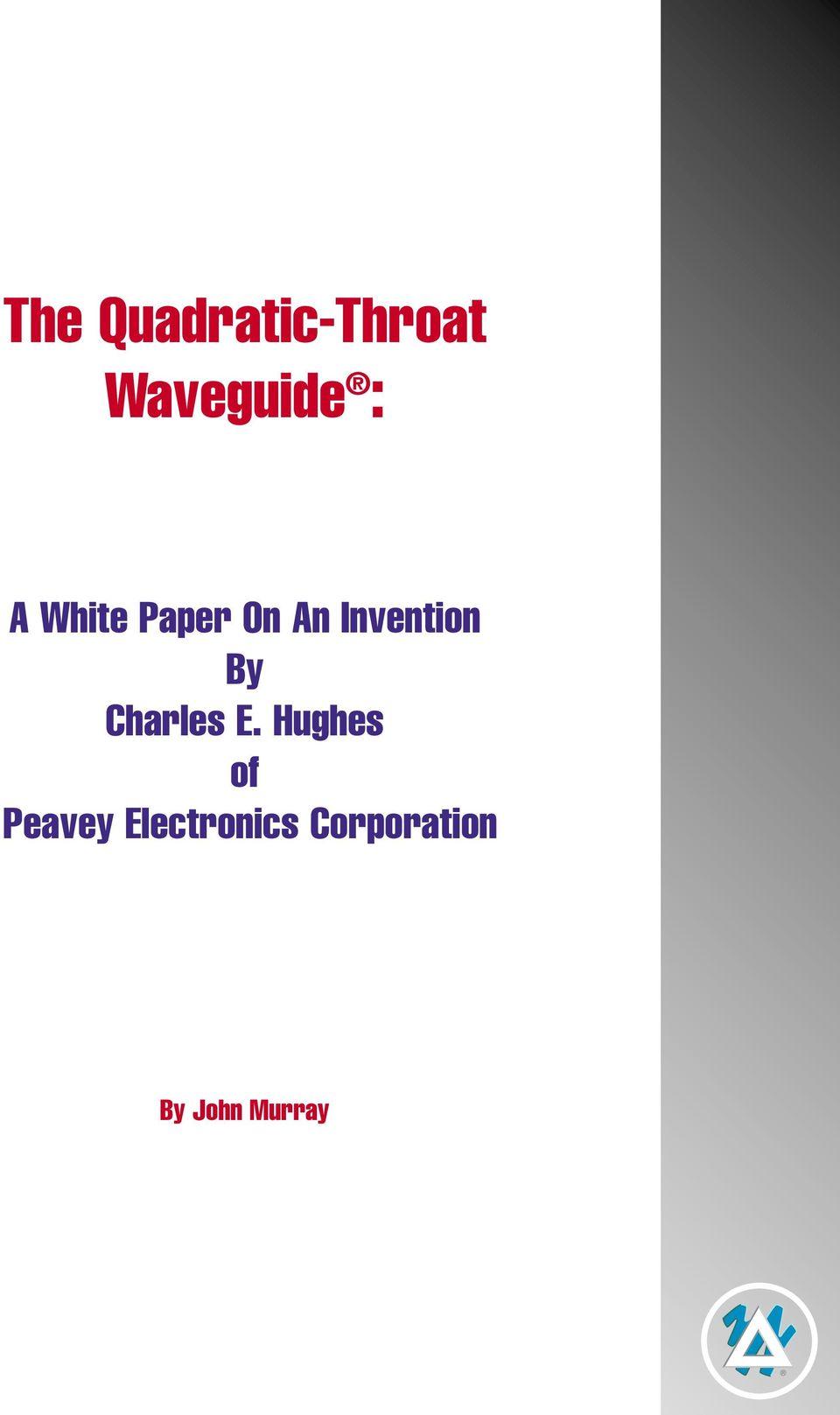 The Quadratic Throat Waveguide PDF