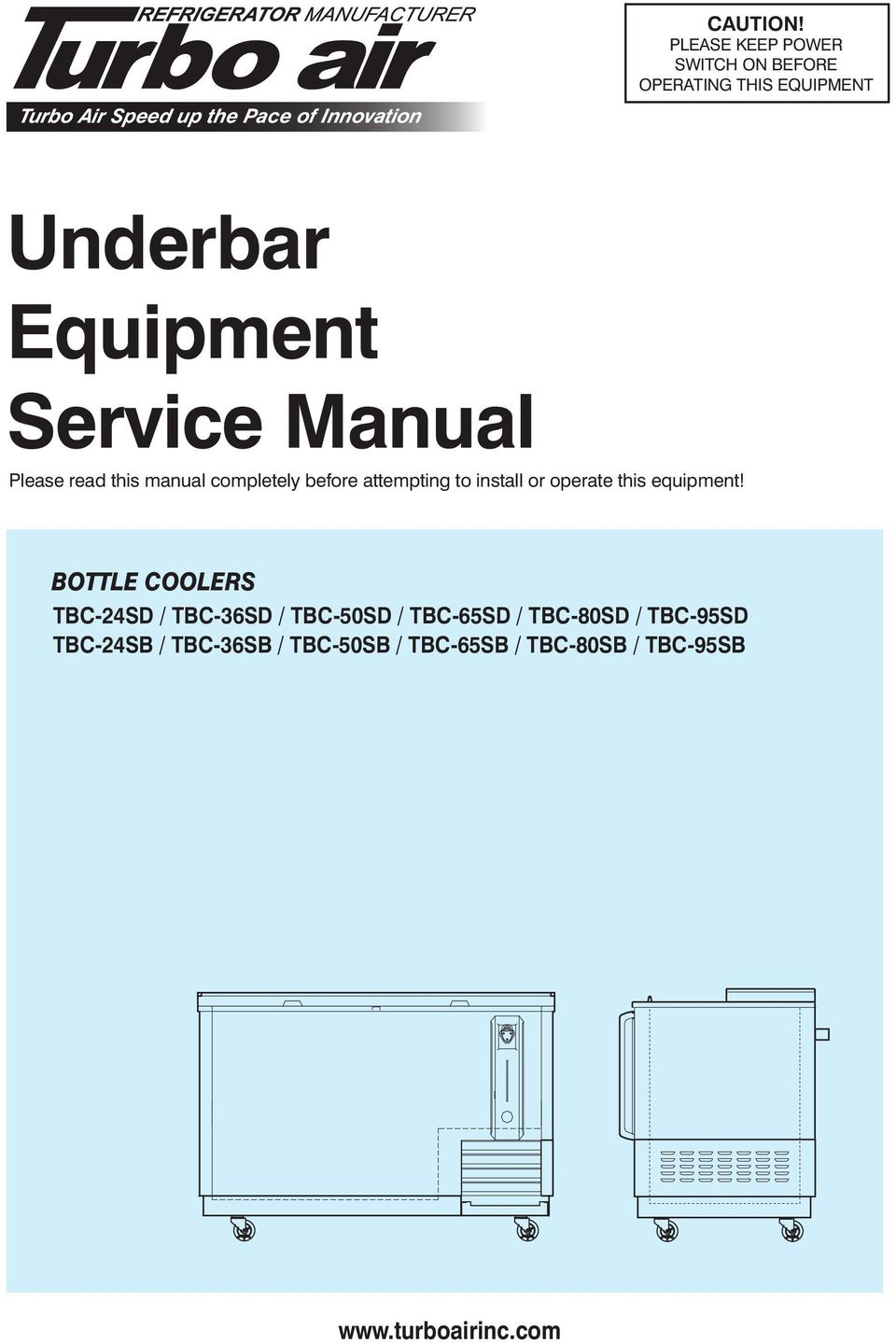 hight resolution of please read this manual completely before attempting to install or operate this equipment