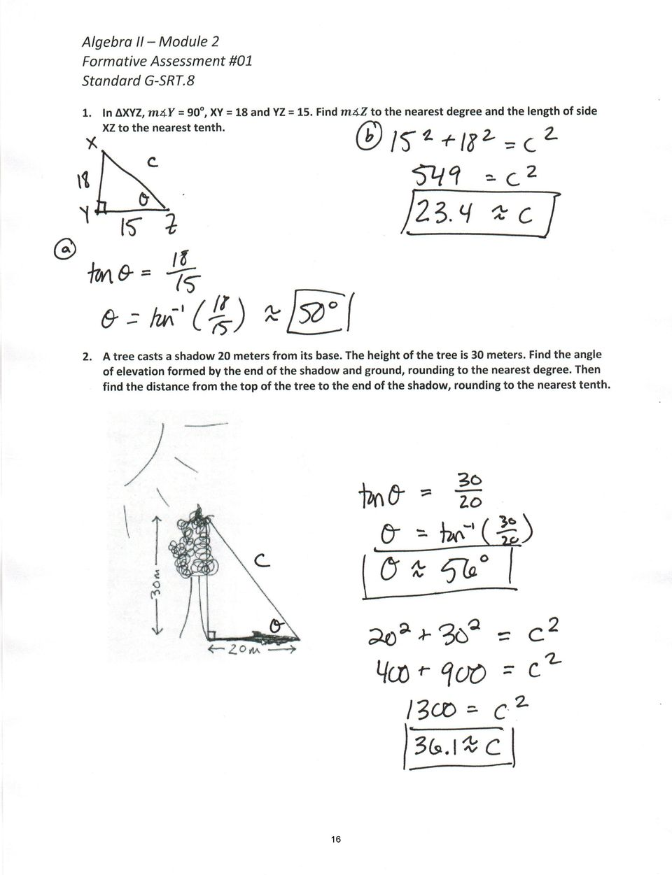 hight resolution of GRADE 11 MATH: TRIGONOMETRIC FUNCTIONS - PDF Free Download