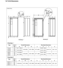 vlt series 3500 adjustable frequency drive instruction manual pdfgraham vlt 3500 wiring diagram 14 [ 960 x 1184 Pixel ]