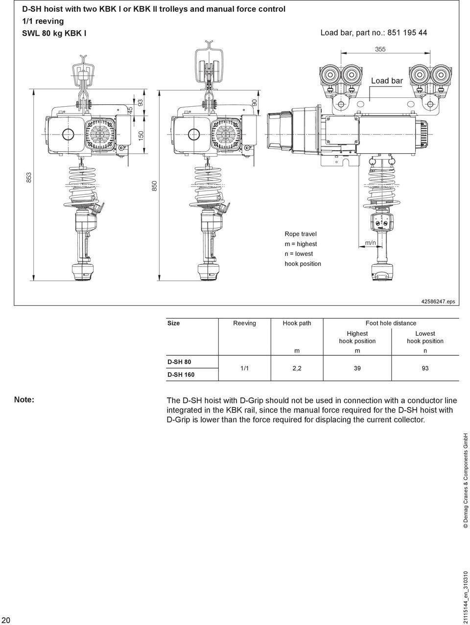 medium resolution of demag chain hoist wiring diagram