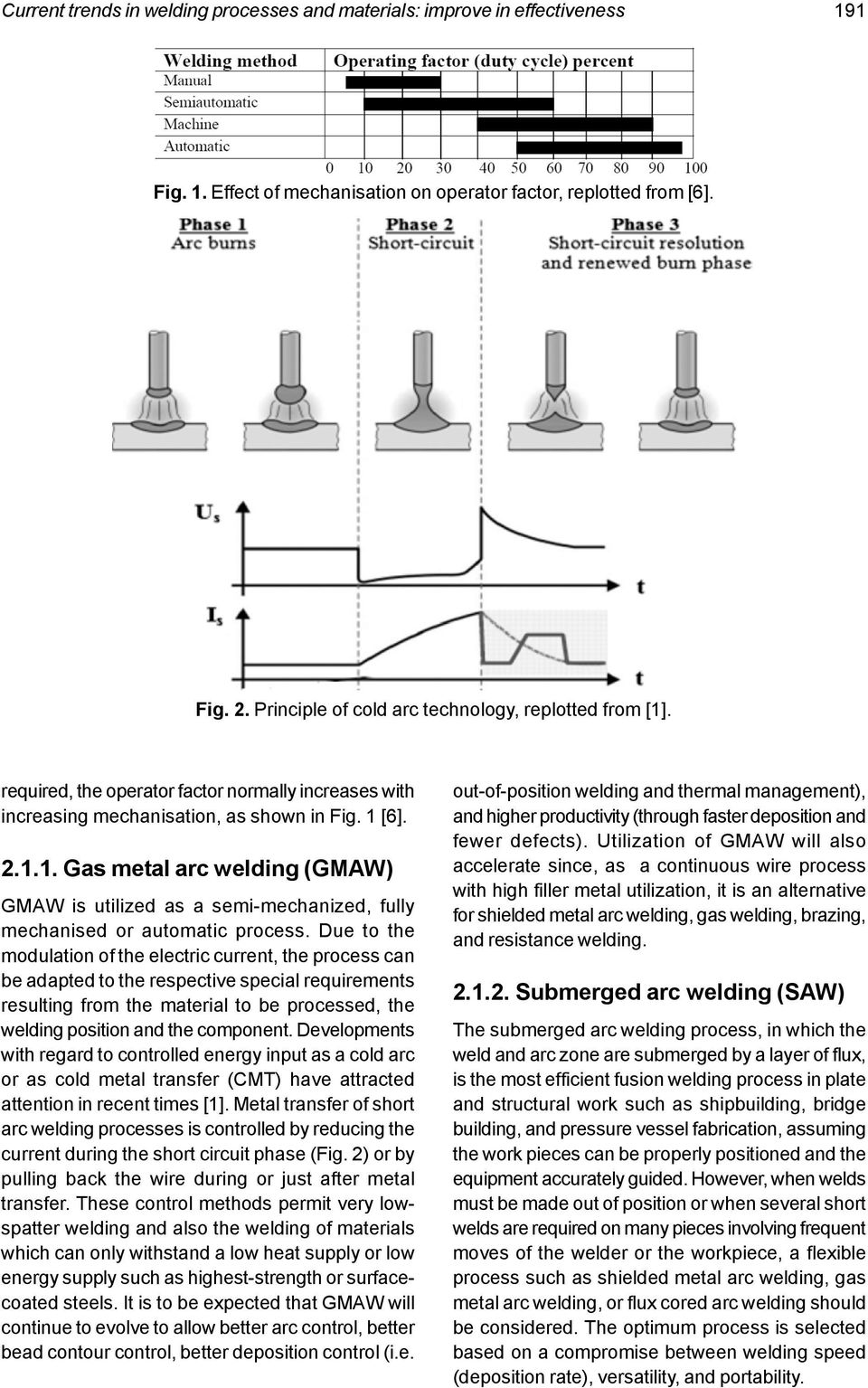 hight resolution of due to the modulation of the electric current the process can be adapted to the