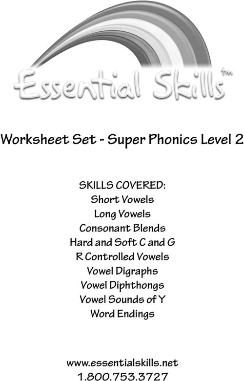 small resolution of Worksheet Set - Super Phonics Level 2 - PDF Free Download