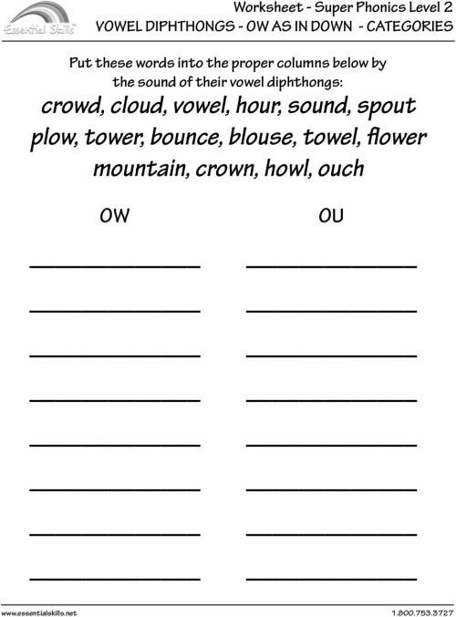 small resolution of Worksheet Set - Super Phonics Level 2 - PDF Free Download