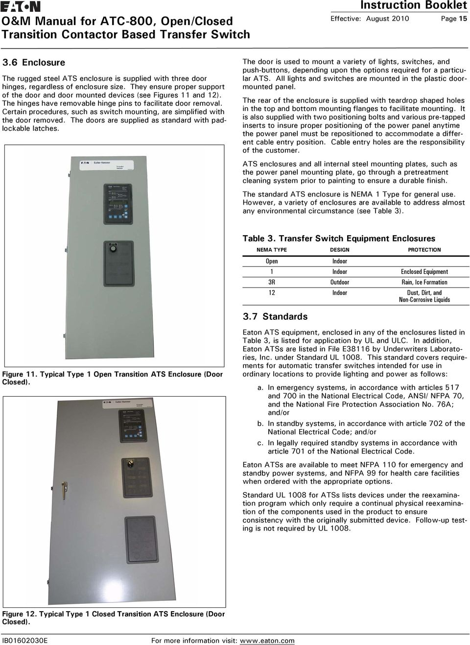 medium resolution of certain procedures such as switch mounting are simplified with the door removed the