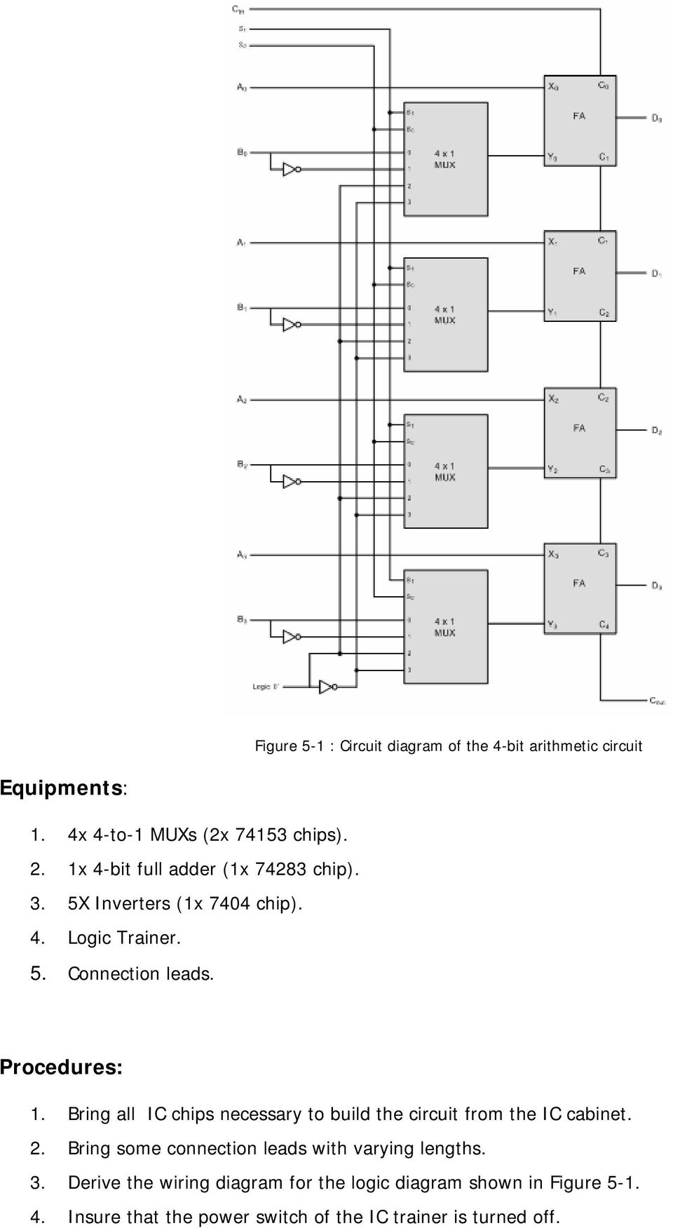 hight resolution of 8 bit alu logic diagram gallery experiment 5 arithmetic logic unit alu