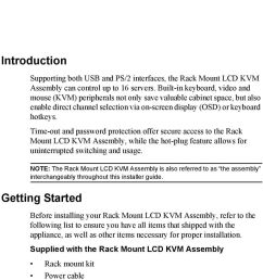 time out and password protection offer secure access to the rack mount lcd kvm assembly [ 960 x 1570 Pixel ]