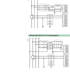 wye vt wiring diagram wiring diagrams wni wye vt wiring diagram [ 960 x 1542 Pixel ]