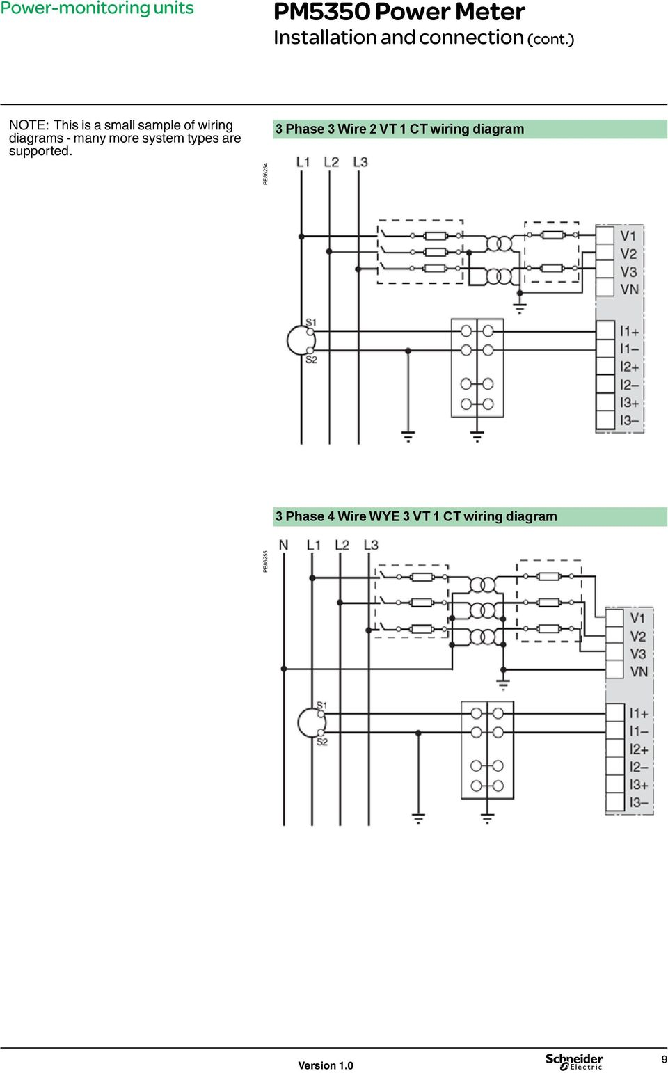 hight resolution of wye vt wiring diagram wiring diagram operations wye vt wiring diagram
