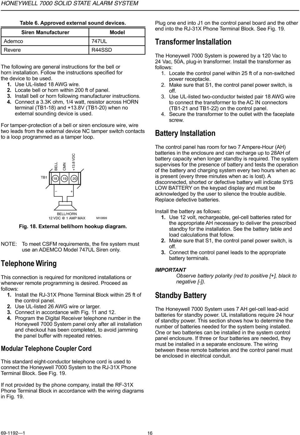 medium resolution of connect a 3 3k ohm 4 watt resistor across horn terminal tb