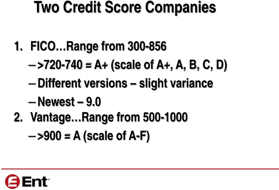 Secrets of the Credit Score UCCS Employee Seminar 10/21/ PDF