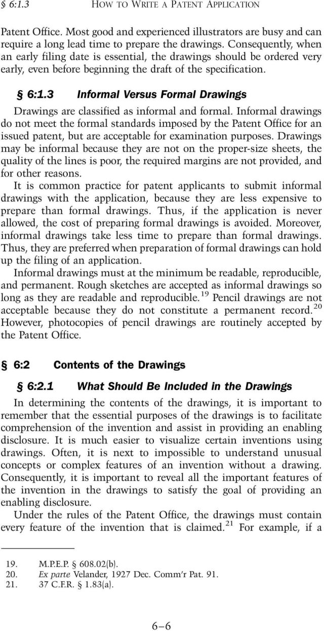 29:29 Introduction 29:29 HOW TO WRITE A PATENT APPLICATION - PDF Free