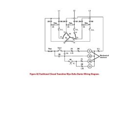 traditional closed transition wye delta starter wiring diagram 19 transition [ 960 x 1367 Pixel ]