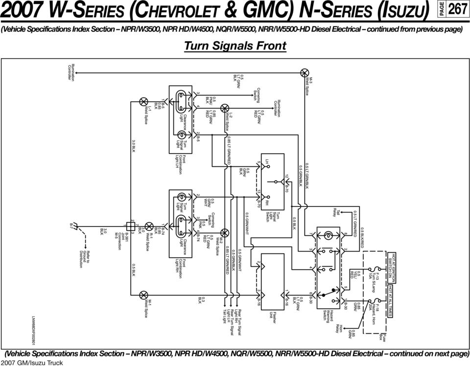 Isuzu Npr Ignition System Diagram. Isuzu. Wiring Diagrams