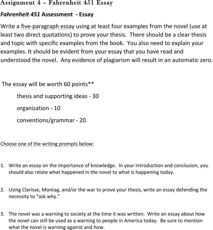 Thesis Statements Examples For Argumentative Essays Contemporary Art History Essays Type My Custom School Essay Online  Fahrenheit  Expository Essay Thesis Statement Examples also Topic For English Essay Fahrenheit  Essay Conclusion  Docoments Ojazlink High School And College Essay