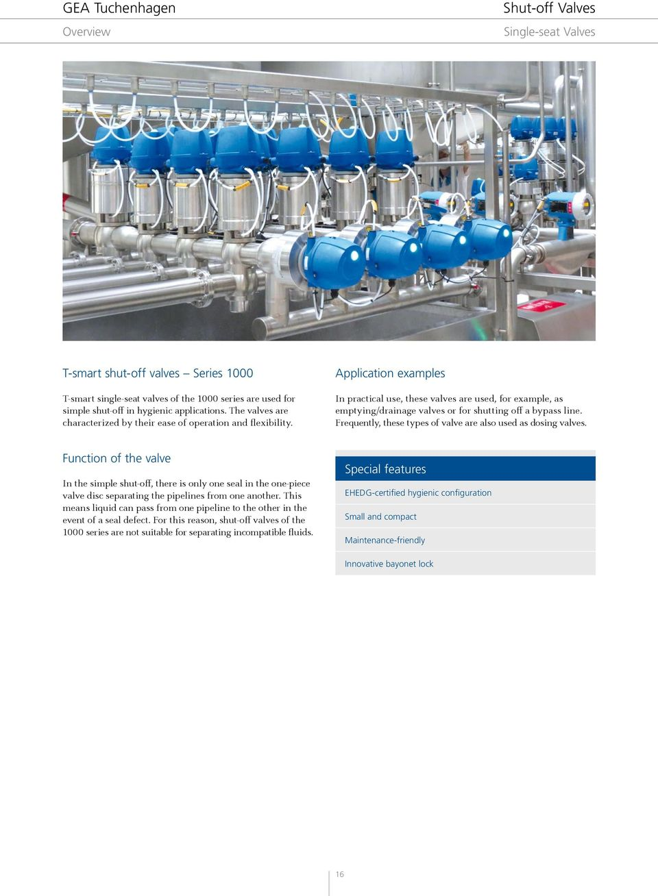 medium resolution of application examples in practical use these valves are used for example as emptying