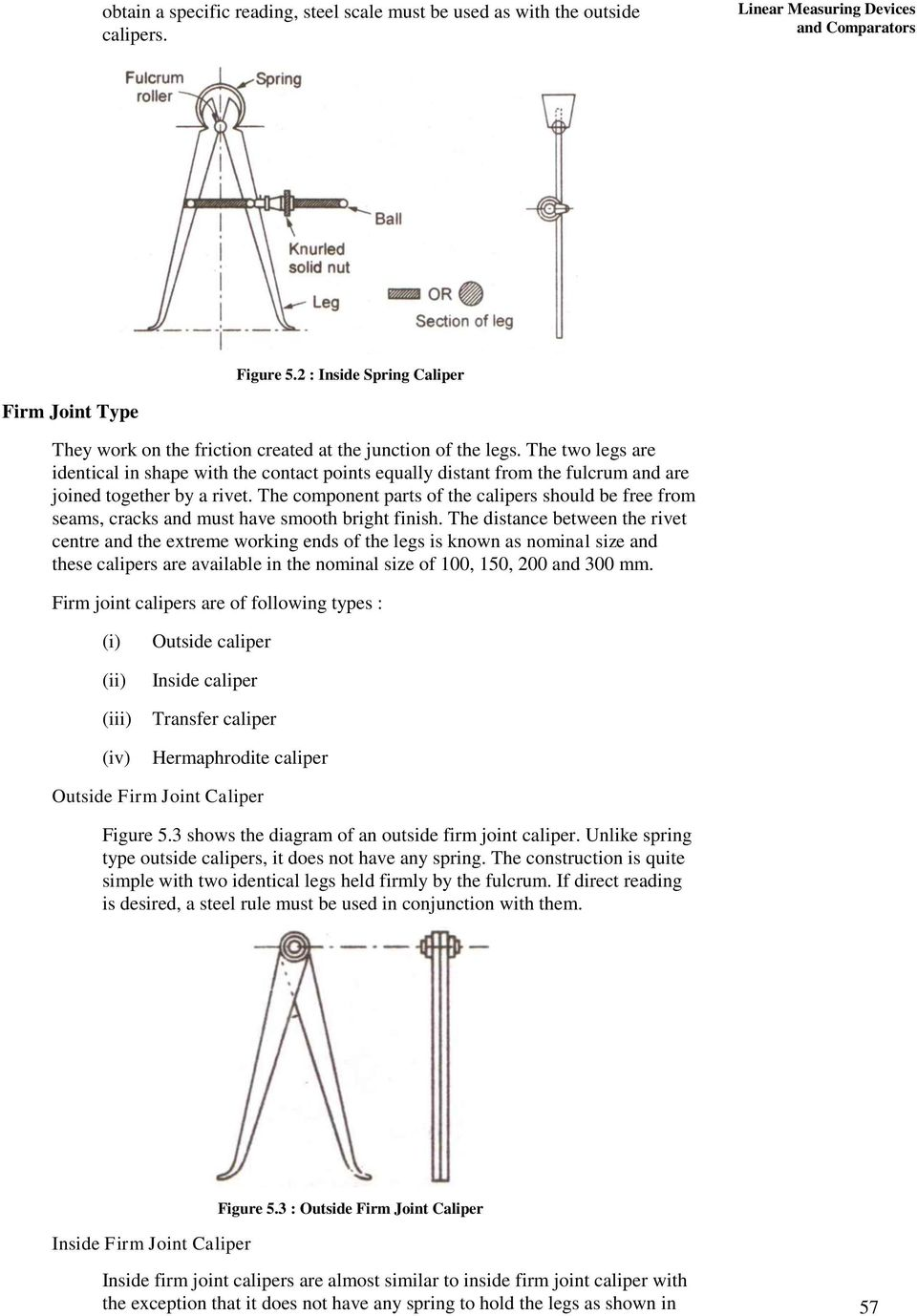 hight resolution of the two legs are identical in shape with the contact points equally distant from the fulcrum