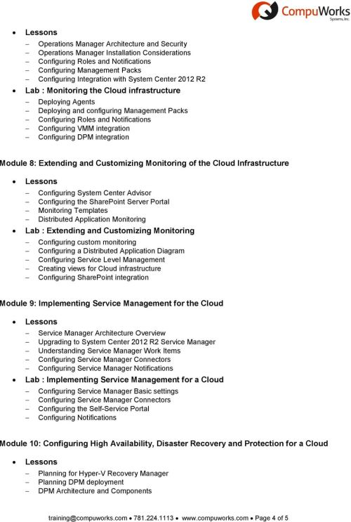 small resolution of integration module 8 extending and customizing monitoring of the cloud infrastructure configuring system center advisor