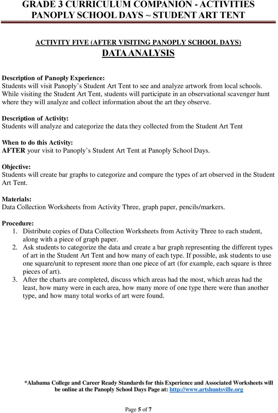 hight resolution of GRADE 3 CURRICULUM COMPANION - ACTIVITIES PANOPLY SCHOOL DAYS ~ STUDENT ART  TENT - PDF Free Download