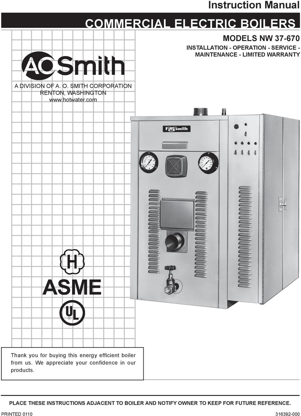 hight resolution of com asme thank you for buying this energy efficient boiler from us
