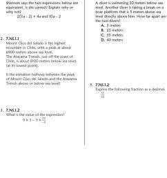 7 th Grade FSA Countdown - PDF Free Download [ 1282 x 960 Pixel ]