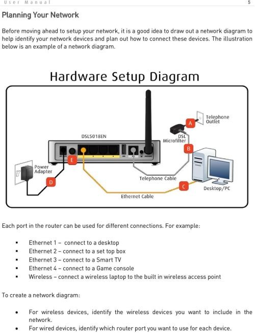 small resolution of for example ethernet 1 connect to a desktop ethernet 2 connect to a set top
