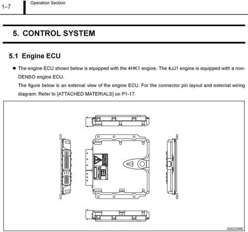 small resolution of isuzu 6hk1 engine diagram wiring library machanical isuzu diesel engine isuzu 6hk1 engine diagram