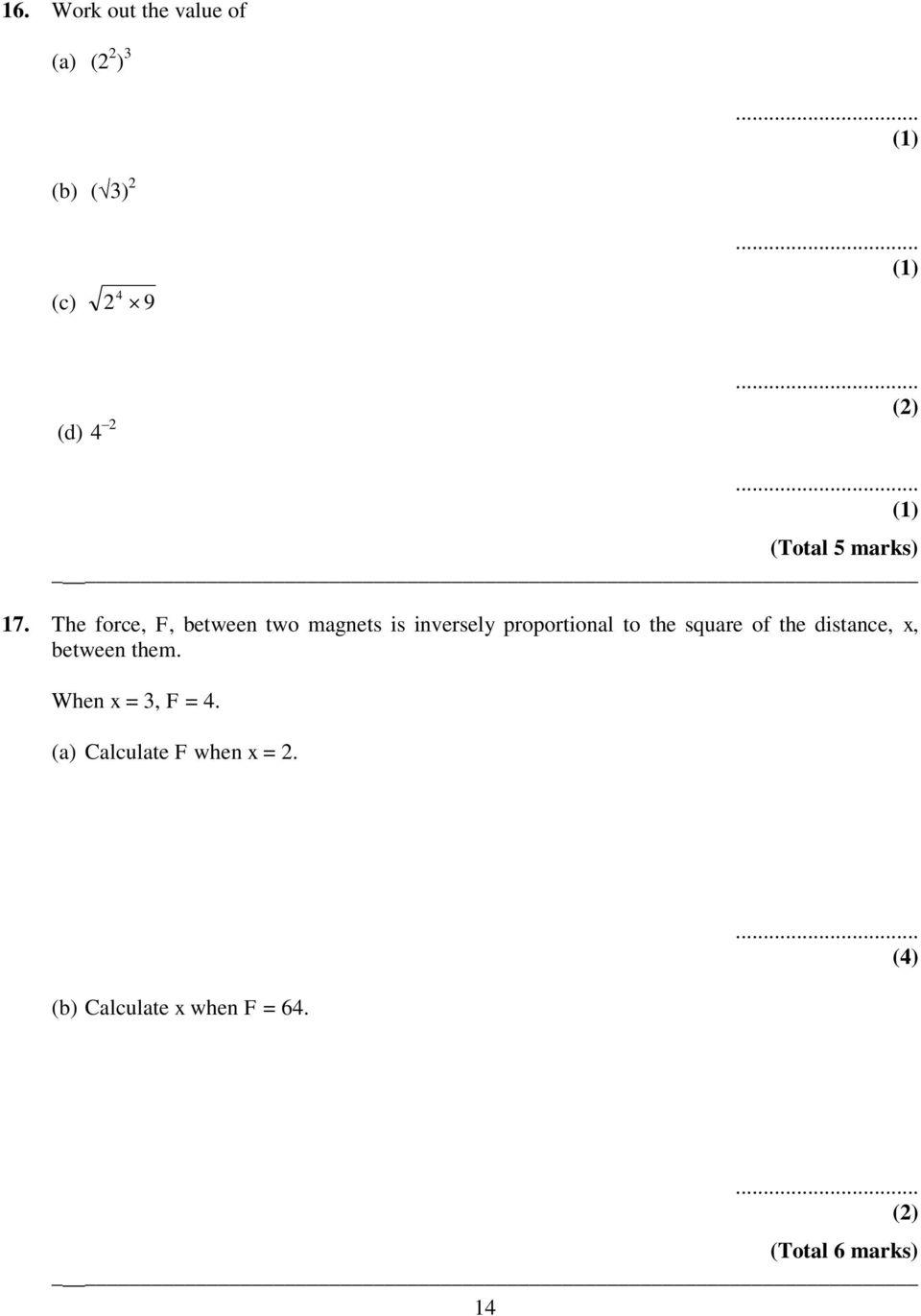 1MA0/3H Edexcel GCSE Mathematics (Linear) 1MA0 Practice