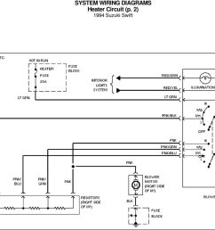 1994 suzuki swift fuse panel diagram wiring diagram localsuzuki swift wiring diagram 1994 7 [ 960 x 856 Pixel ]