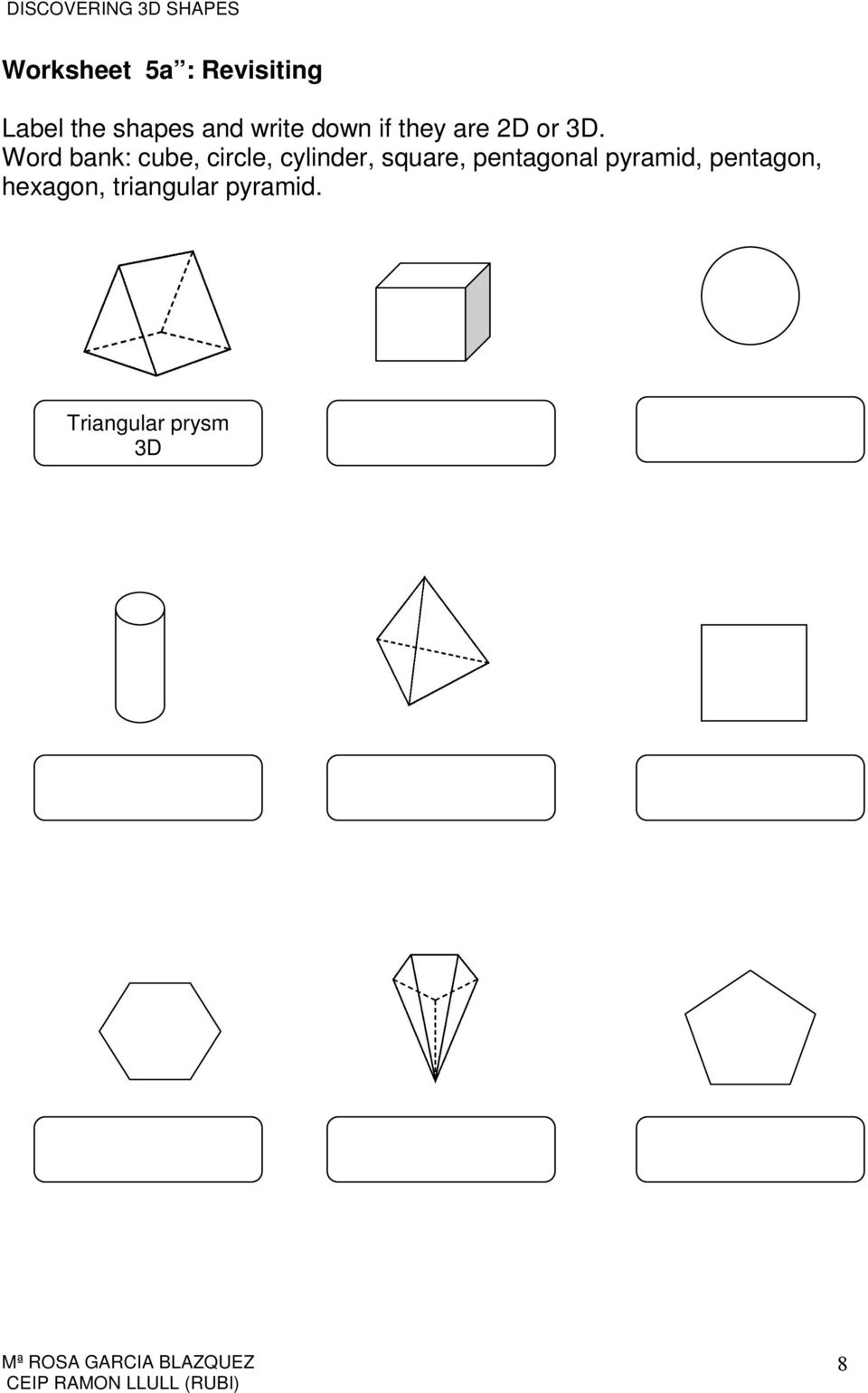 medium resolution of DISCOVERING 3D SHAPES - PDF Free Download