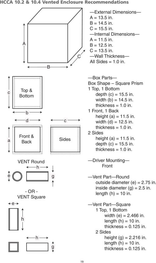 small resolution of subwoofer hcca pdf orion hcca 15 wiring diagram