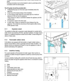 photos of central heating diagram combi boiler [ 960 x 1270 Pixel ]