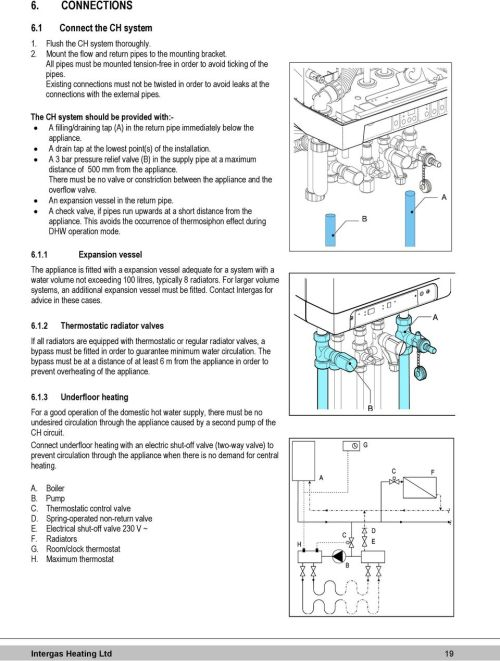 small resolution of photos of central heating diagram combi boiler