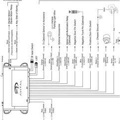 Directed Electronics 3100 Wiring Diagram 1997 International 4700 Brake Light Model 3100l Installation Guide - Pdf