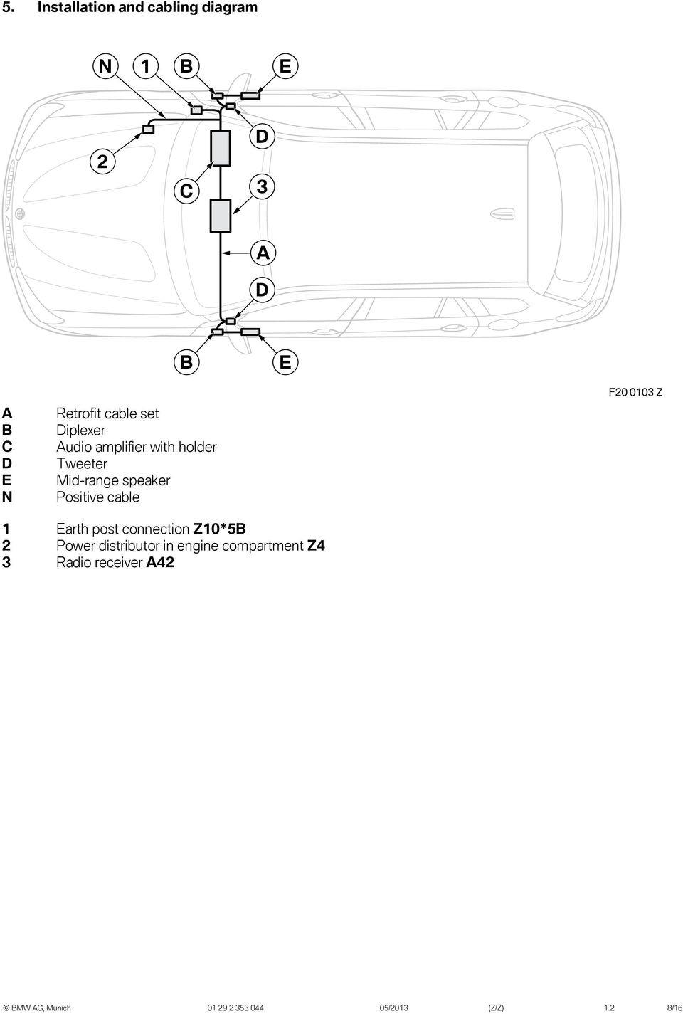 hight resolution of bmw z4 engine compartment diagram