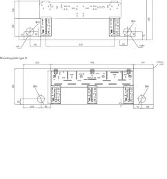 kelvinator air conditioning installation instructions 11 mounting plate type d 253 746 [ 960 x 1396 Pixel ]