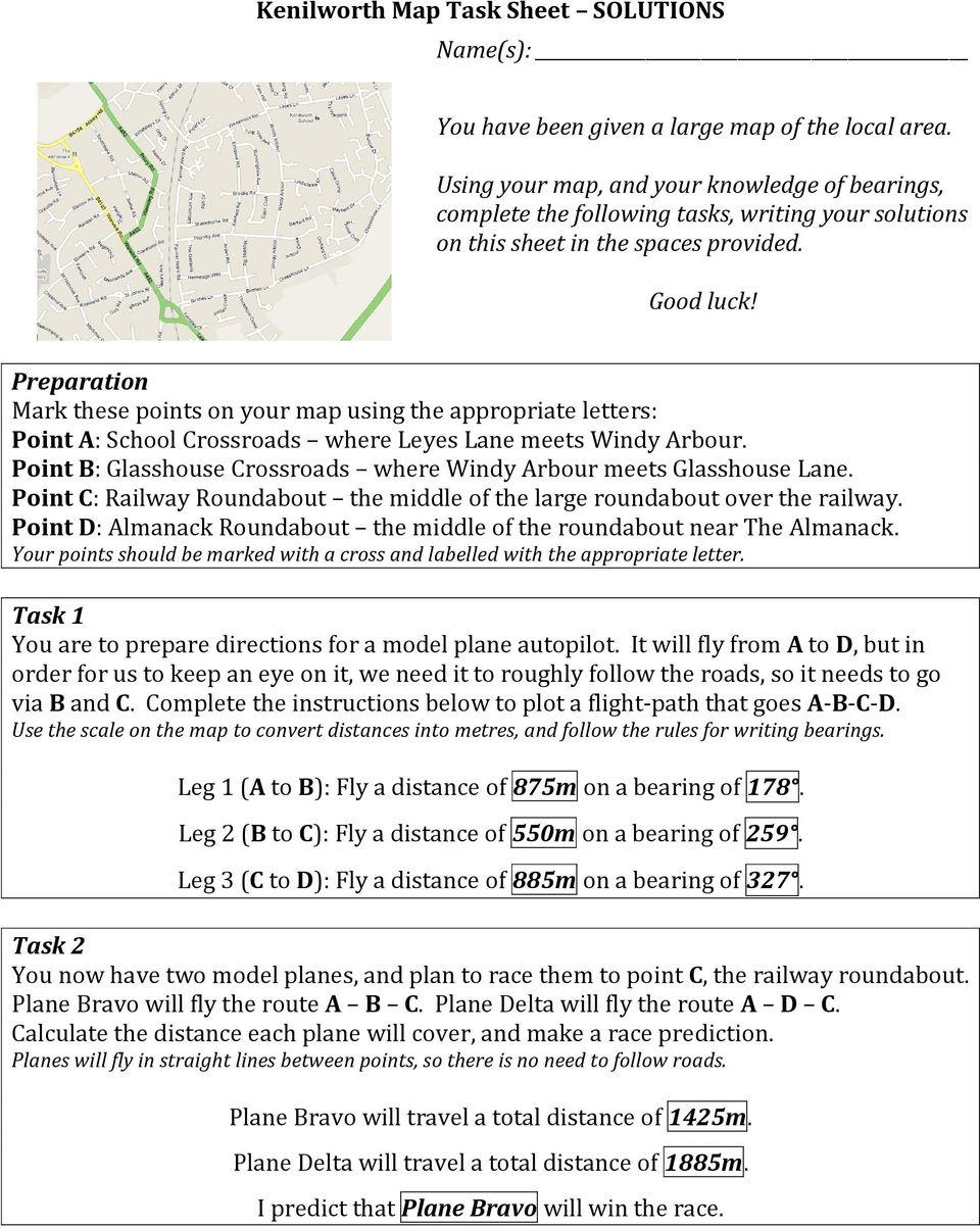 medium resolution of Bearings Worksheets. Contents - PDF Free Download