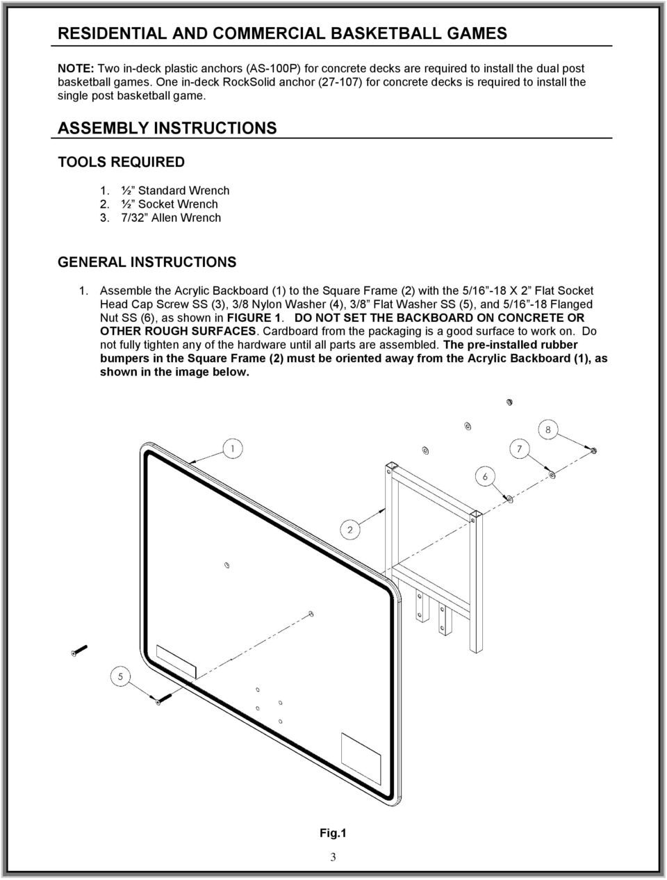 hight resolution of 7 32 allen wrench general instructions 1