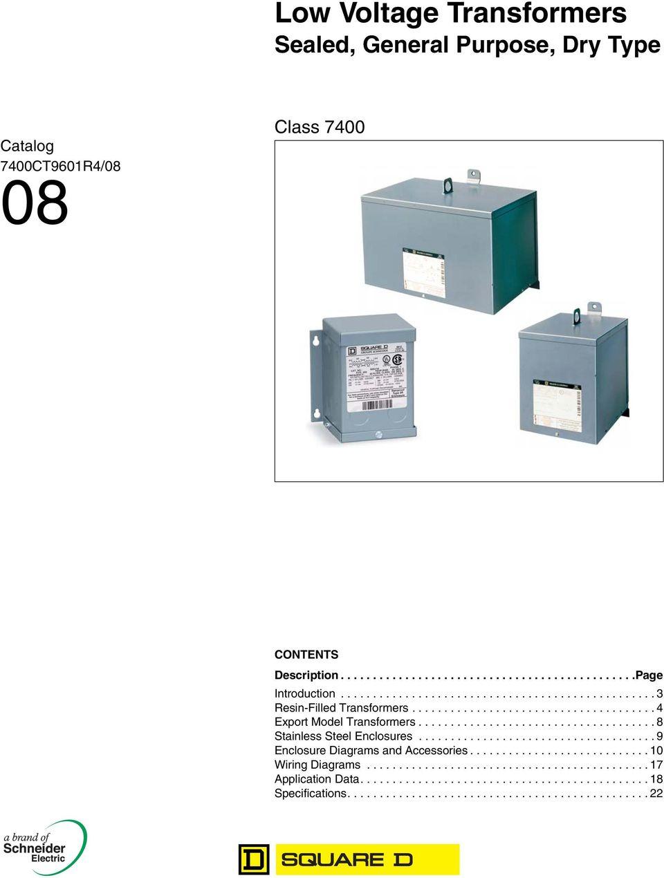 medium resolution of low voltage transformers sealed general purpose dry type pdf isolation transformer wiring diagram schneider electric transformer wiring diagram