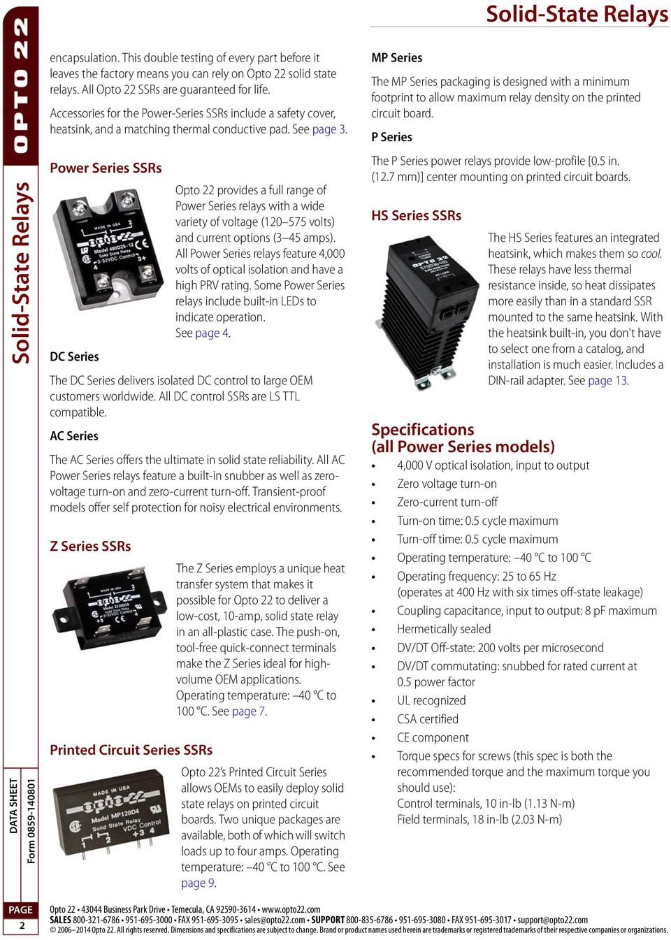medium resolution of mp series the mp series packaging is designed with a minimum footprint to allow maximum relay